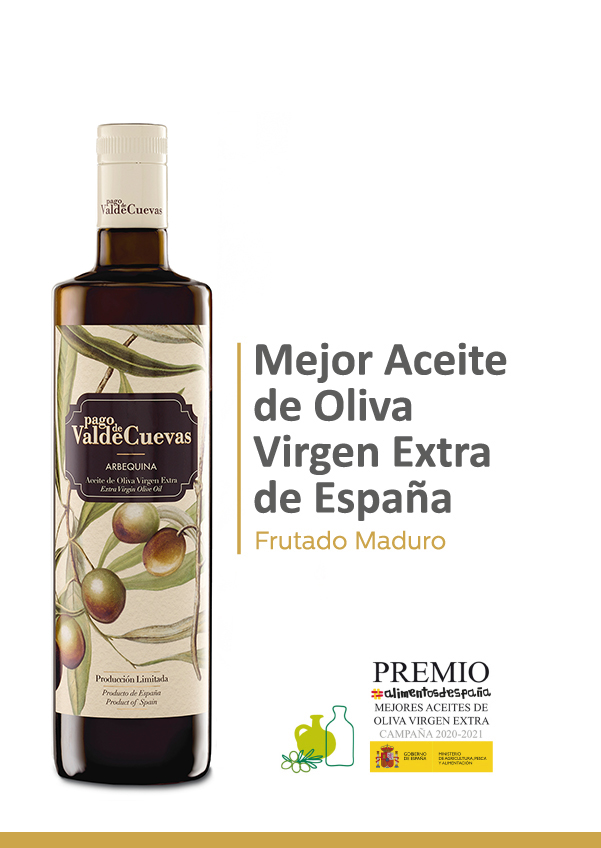 Extra Virgin Olive Oil Arbequina. 16,9 fl. oz.